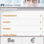 Online-Filiale (Volksbank Raiffeisenbank)