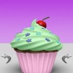 Zero Calorie Cupcake