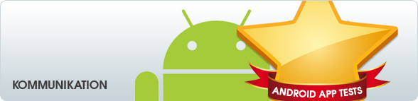 Android App Tests: Kommunikation
