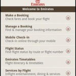 Emirates Airlines Handy