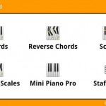 KeyChord - Piano Chrods Scales