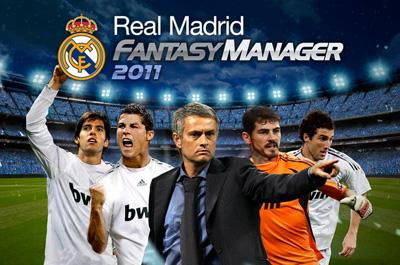 Real Madrid Fantasy Manager Teaser