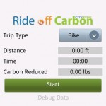 Ride off Carbon