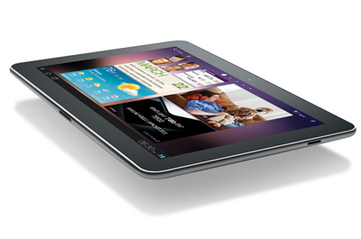 Samsung Galaxy Tab 10.1 Teaser