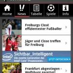 Mein Verein: SC Freiburg