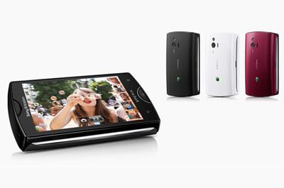 Sony Ericsson Xperia mini Teaser
