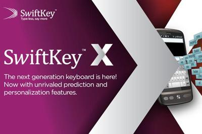 SwiftKey X Teaser
