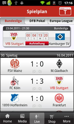 Holt Euch Jetzt Borussias Adventskalender App Borussia Mönchengladbach