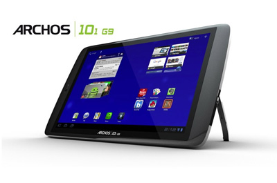 Archos 10.1 G9 Teaser