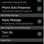 Auto SMS