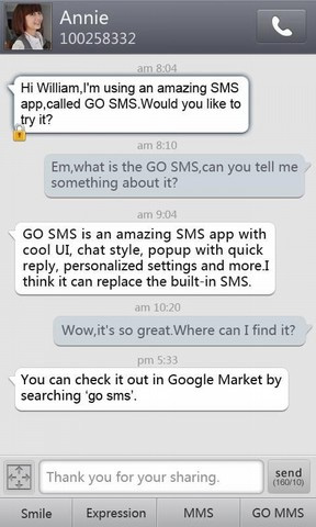 Gmx sms app android funktioniert nicht