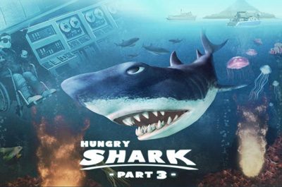Hungry Shark 3 Teaser