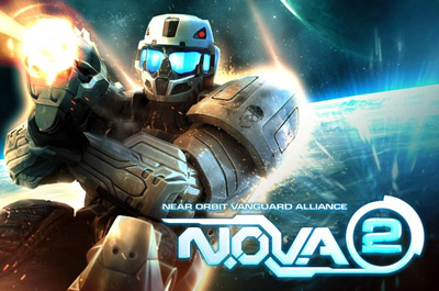 N.O.V.A. 2 HD Teaser