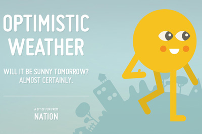 Optimistic Weather Teaser