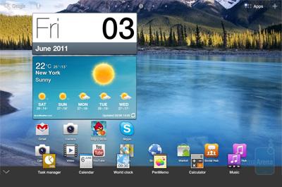 Samsung TouchWiz Tablets Teaser