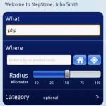 StepStone Jop App