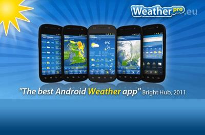 WeatherPro Teaser