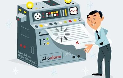 Aboalarm Kündigungsmaschine Teaser