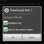 Downloader for Dropbox