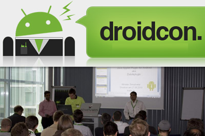 droidcon Teaser