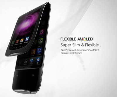 Flexible AMOLED
