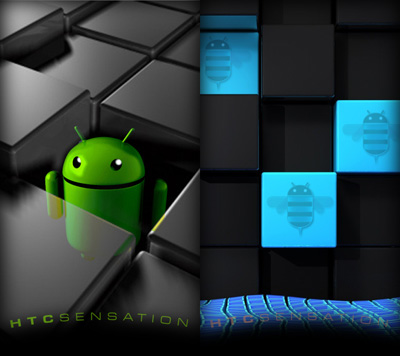 HTC Sensation Wallpaper