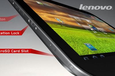Lenovo IdeaPad K1 Teaser
