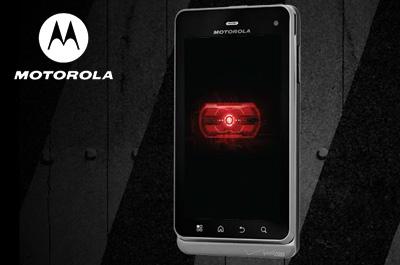 Motorola Milestone 3 Teaser