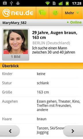 Besten online-dating-profile