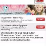 Blizzeria - Pizza bestellen