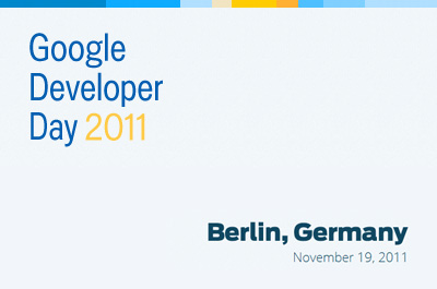 Google Developer Day Teaser