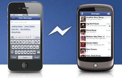 Facebook Messenger Teaser