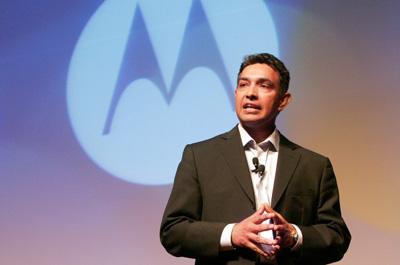 Motorola CEO Teaser