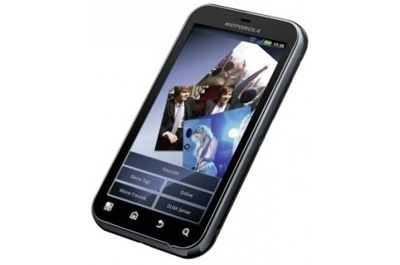 Motorola Defy Teaser