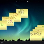 Sticky Notes HD Tablet Widget