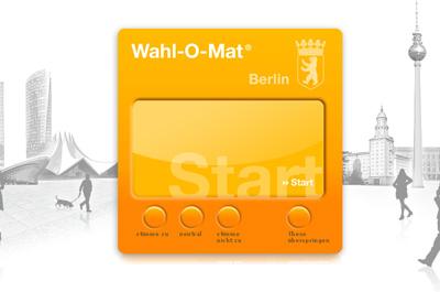 Wahl-O-Mat Teaser