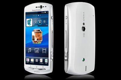 Sony Ericsson Xperia Neo V Teaser