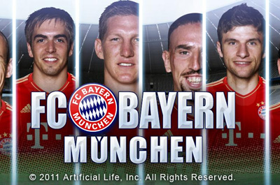 das fc bayern m nchen 2011 12 android spiel 24android. Black Bedroom Furniture Sets. Home Design Ideas