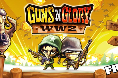 Guns'n'Glory WW2 Teaser