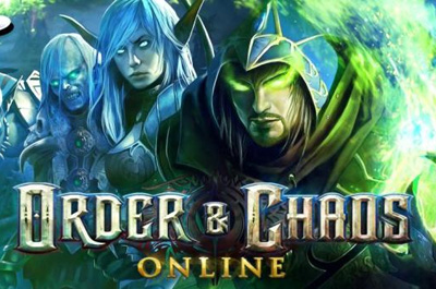 Order & Chaos Online Teaser