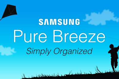 Pure Breeze Launcher App