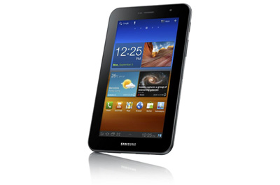 Samsung Galaxy Tab 7.0 Plus Teaser