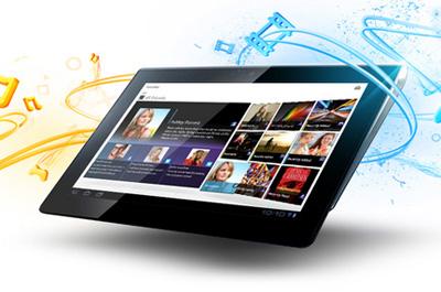 Sony Tablet S Teaser