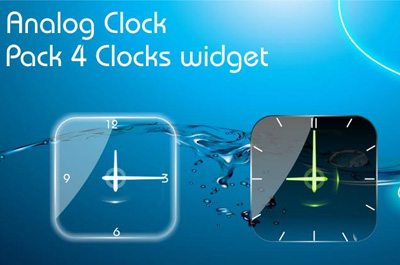 Analog Clock Collection HD Teaser