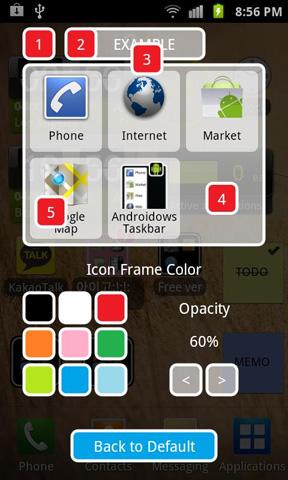 gesicht ändern app