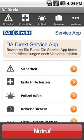 Die Besten Android Apps Von Versicherungen 24android