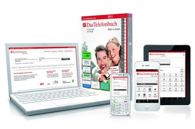 DasTelefonbuch für Deutschland