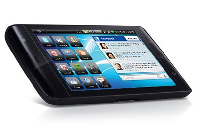 Dell Streak 7 Teaswer