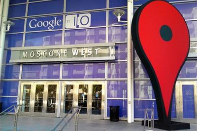 Google IO 2012 Teaser
