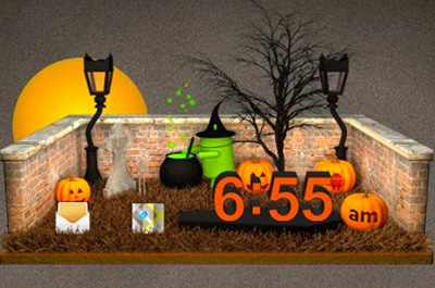Halloween Clock Teaser